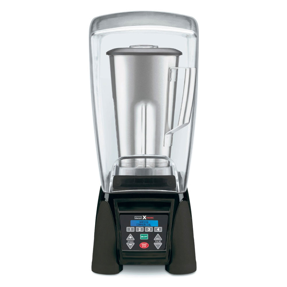 Waring MX1500XTS Heavy Duty High-Power Blender w/ 64-oz Capacity & 4-Blending Stations