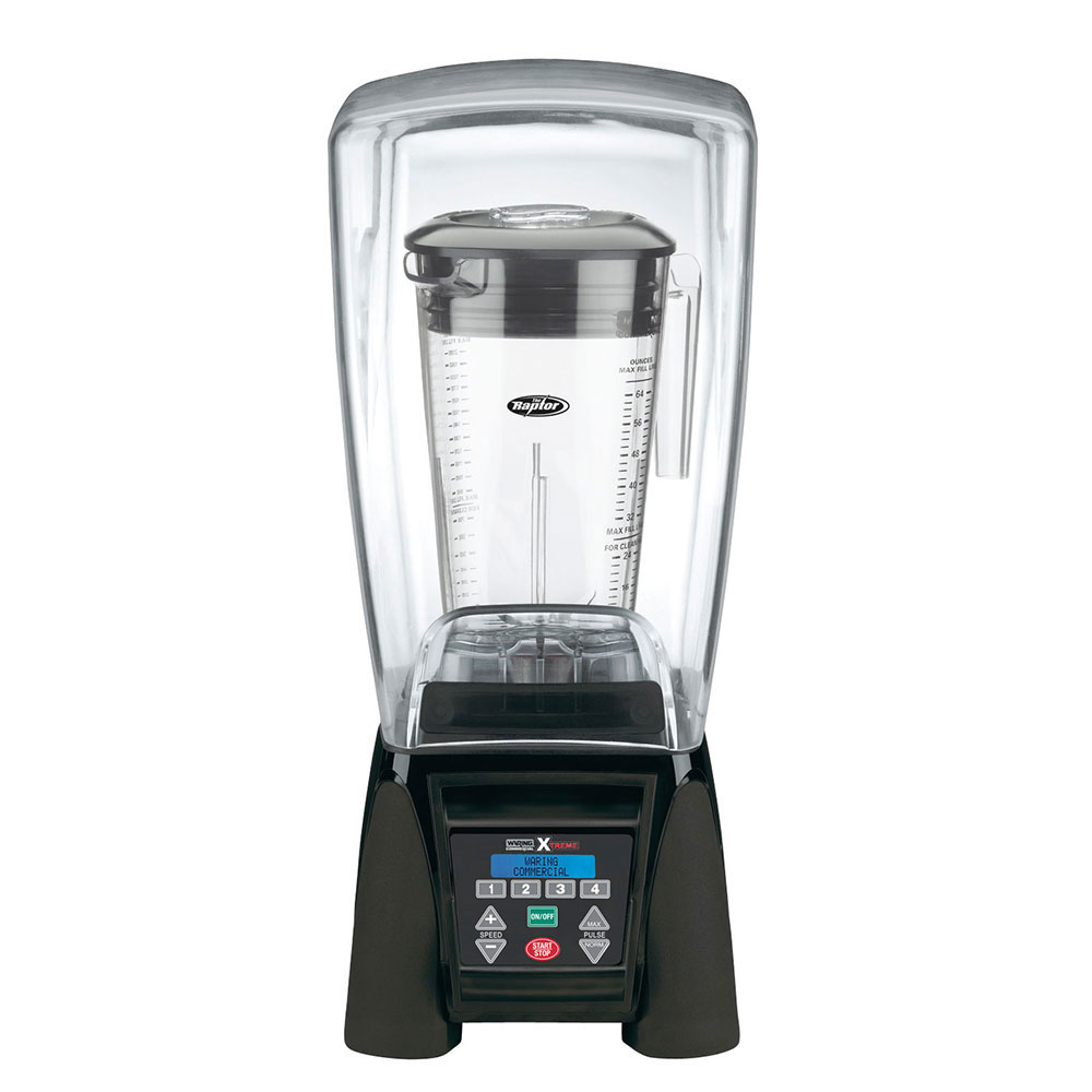 Waring MX1500XTX Countertop Drink Blender w/ Polycarbonate Container, Programmable