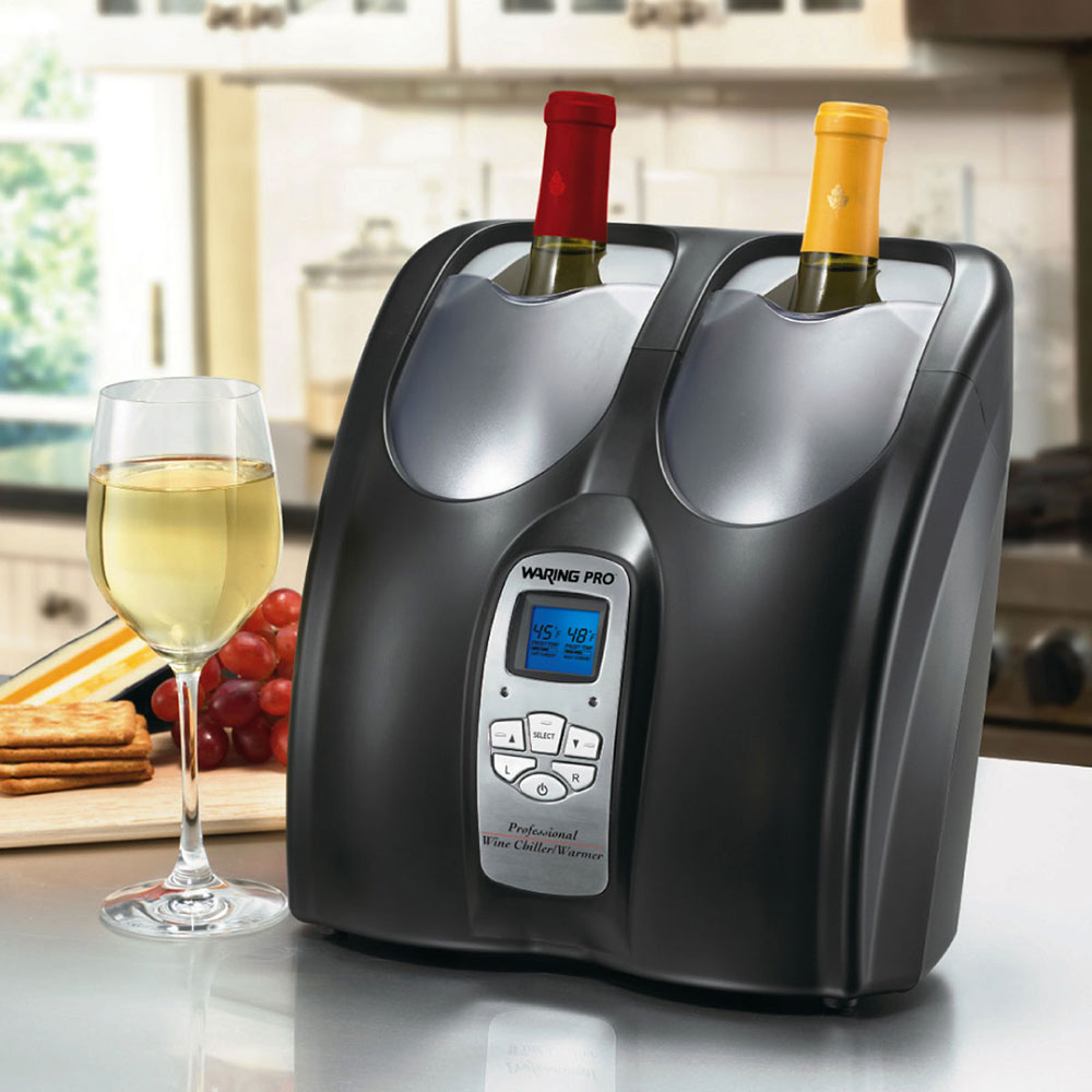 Single Bottle Wine CoolersBottle Electric Chillers/Warmers