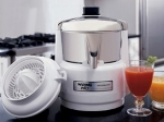 Waring PJC44 Pulp-Free Juice Extractor, Citrus Attachment, Quite White/Stainless