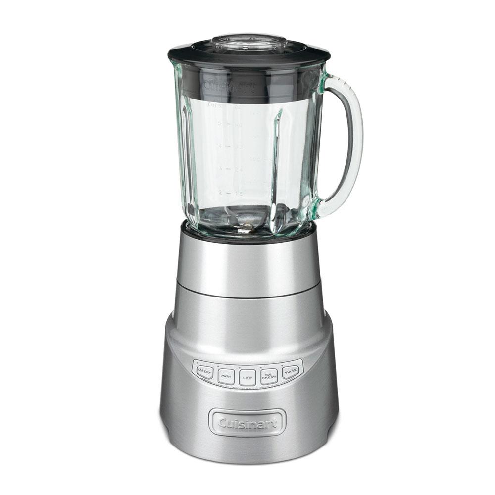 Waring SPB-600WH Cuisinart® 48-oz Countertop Blender w/ Glass Jar - (4) Speeds, Stainless