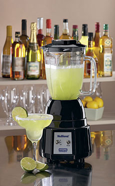 Waring BB180 NuBlend Bar Blender w/ 44-oz Capacity & Polycarbonate Container, Toggle Switch