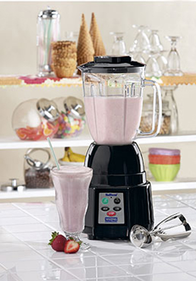 Waring BB185 NuBlend Bar Blender w/ 44-oz Capacity & Polycarbonate Container, Keypad