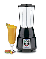 Waring BB185S NuBlend Bar Blender w/ 32-oz Capacity & Stainless Container, Keypad