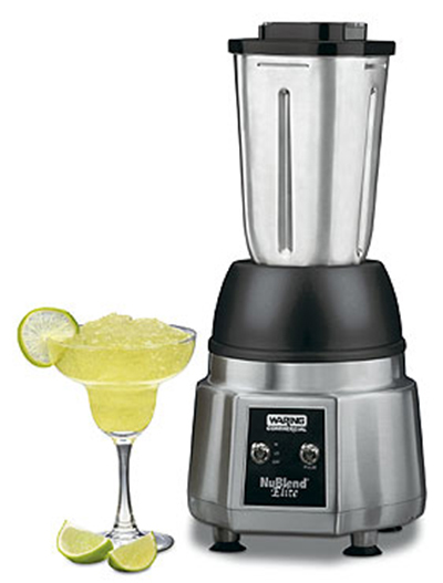 Waring BB190S NuBlend Bar Blender w/ 44-oz Capacity & Stainless Container, Die Cast Base