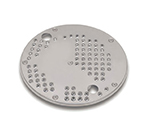 Waring BFP19 1/64 in Grating Disc for FP25, FP25C, & FP1000