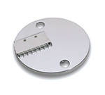 Waring BFP29 Julienne Disc, 1/4 in x 1/4 in, for FP25, FP25C & FP1000