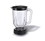 Waring CAC29 48-oz Copolyester Blender Container for BB150 & BB160 w/ Lid & Blade