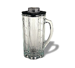 Waring CAC32 32-oz Glass Blender Container for 700, 7011, 7012 and More w/ Lid