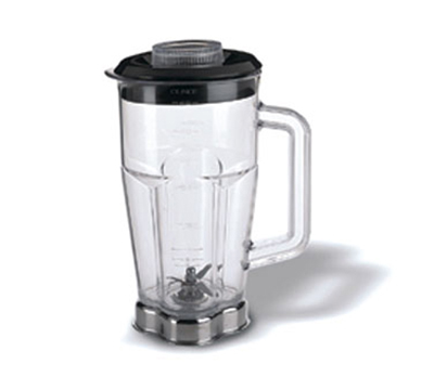 Waring CAC40 48-oz Polycarbonate Blender Container for BB900S, BB900P & BB900G w/ Lid