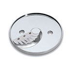 Waring CFP21 1/8-in Waved Slicing Disc for FP40 & FP40C