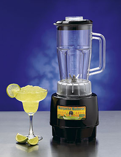 Waring MMB142 2-Speed Margarita Madness Blender w/ 48-oz Capacity & Polycarbonate Housing