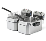 Waring WDF1500B Countertop Electric Fryer - (1) 15-lb Vat, 208v/1ph