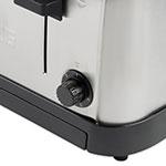 """Waring WCT708 Slot Toaster w/ 4-Slice Capacity & 1.375""""W Product Opening, 120v"""