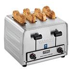 """Waring WCT805 Slot Toaster w/ 4-Slice Capacity & 1.125""""W Product Opening, 240v/1ph"""