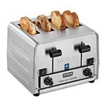 """Waring WCT850 Slot Toaster w/ 4-Slice Capacity & 1.5""""W Product Opening, 208v/1ph"""