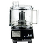 Waring WFP14S 1-Speed Batch/Bowl Food Processor w/ 3.5-qt Bowl, 120v