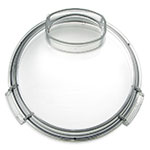 Waring WFP14S14 Sealed LiquiLock Batch Bowl Flat Cover, For WFP11S & WFP11SW