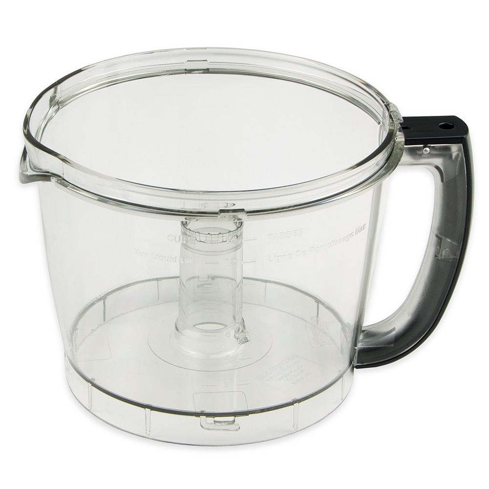 Waring WFP16S2 4-qt Sealed Batch Bowl for WFP16S & WFP16SCD