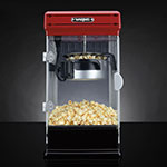 Waring WPM28 Classic Kettle Popcorn Maker Yields 10-Cups Popped Corn, 120v