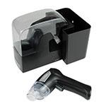 Waring WVS50 Pistol-Style Vacuum Sealing System - Enclosed Storage/Charging Base, 120v