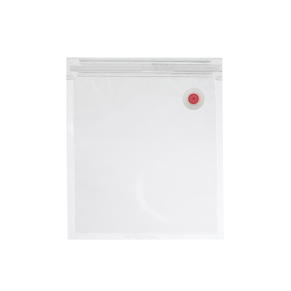 Waring WVSQT 1-qt Vacuum Seal Bag with Valve - 50-count