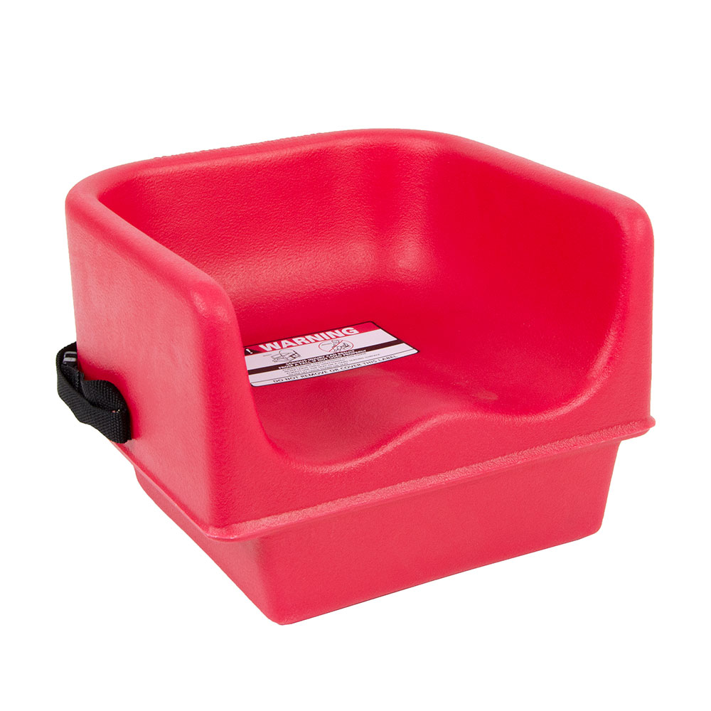 Cambro 100bcs158 Single Height Booster Seat W Safety