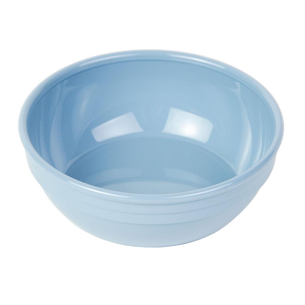 "Cambro 100CW401 5"" Camwear Nappie Bowl - 12-1/2-oz Capacity, Slate Blue"