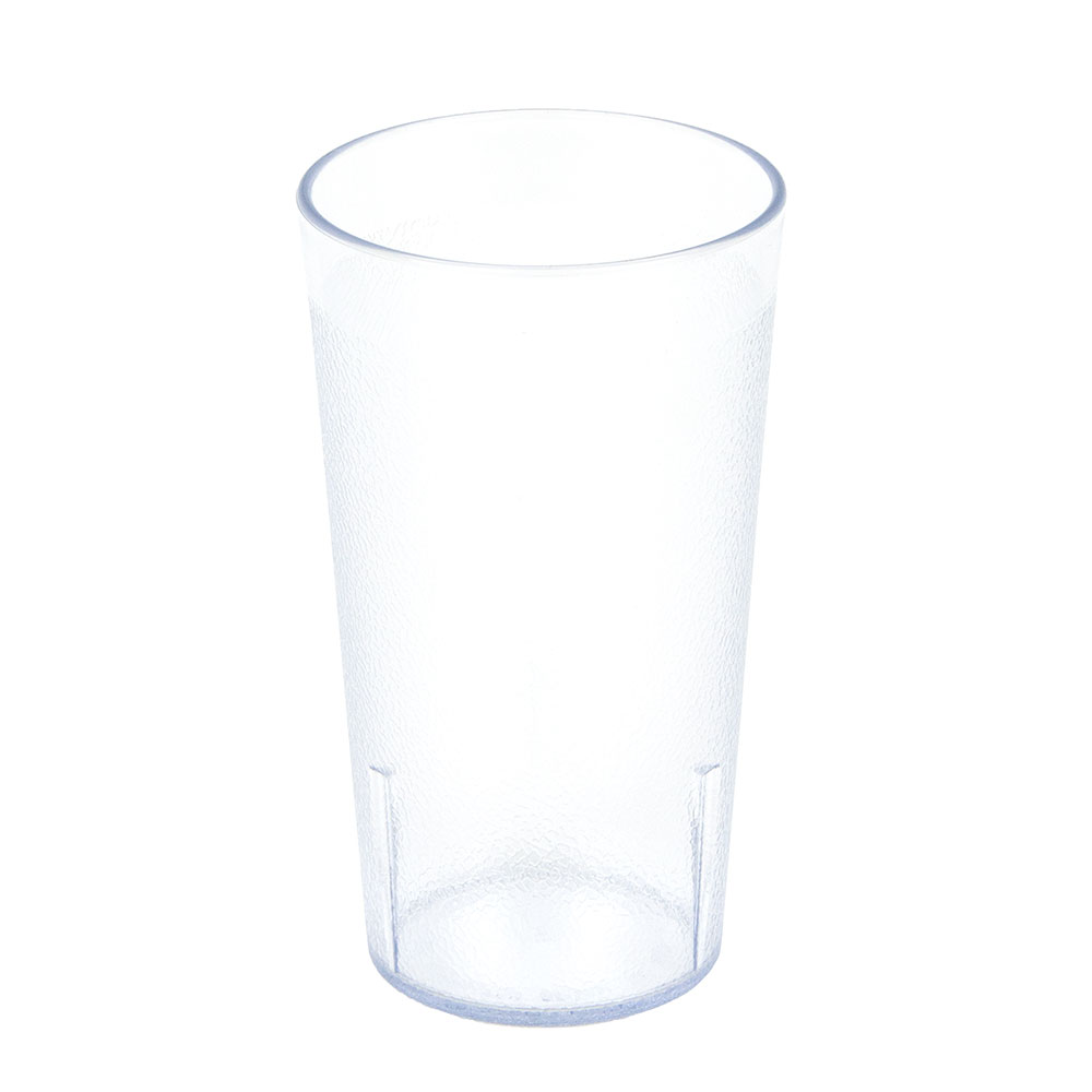 Cambro 1200P152 12.6-oz Colorware Tumbler - (Case of 72) Clear