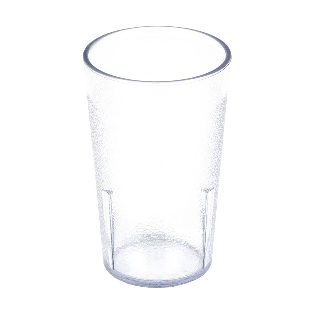 Cambro 1200P2152 12.6-oz Colorware Tumbler - (Case of 12) Clear