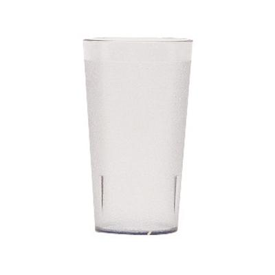 Cambro 2000PSW152 Colorware Tumbler, SAN, 20 oz., Clear