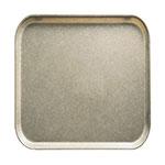 Cambro 1313104 33cm Square Serving Camtray - Desert Tan