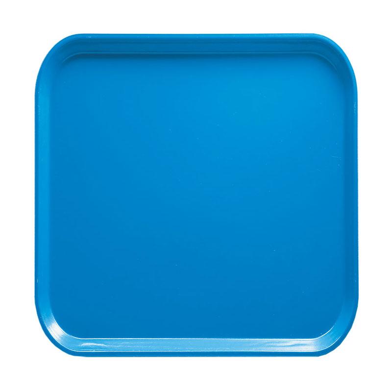 Cambro 1313105 33cm Square Serving Camtray - Horizon Blue