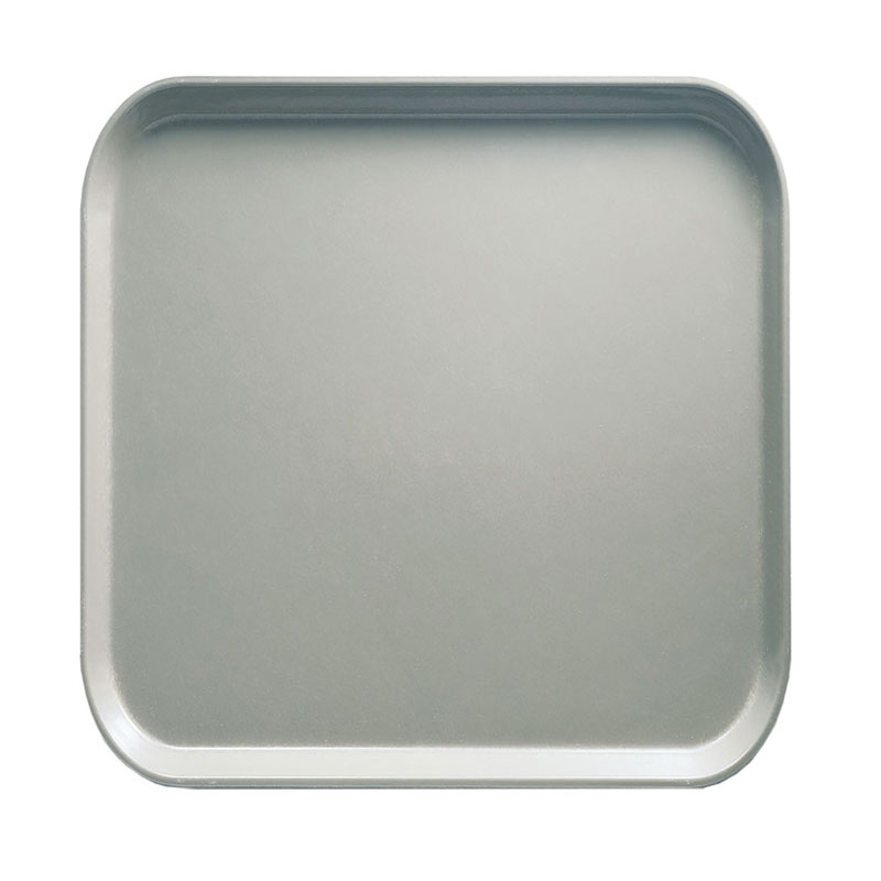 Cambro 1313199 33cm Square Serving Camtray - Taupe