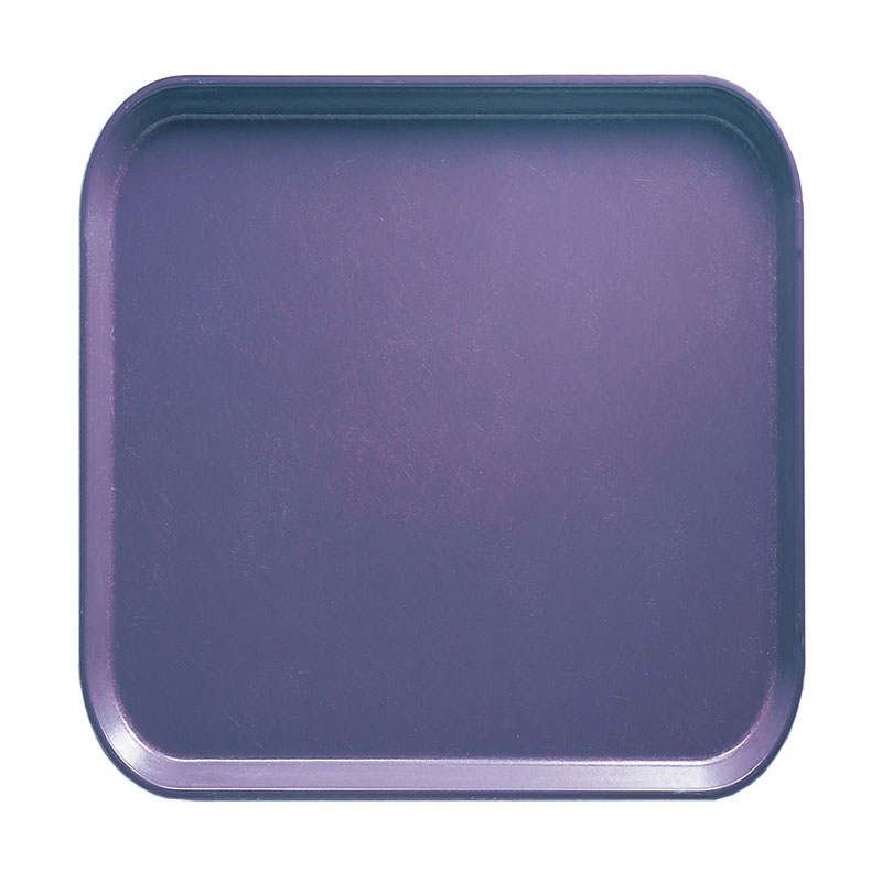Cambro 1313551 33cm Square Serving Camtray - Grape