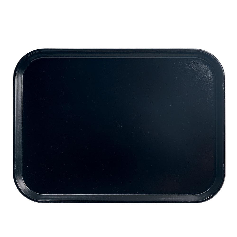 """Cambro 1520110 Rectangular Camtray - 15x20-1/4"""" Black"""