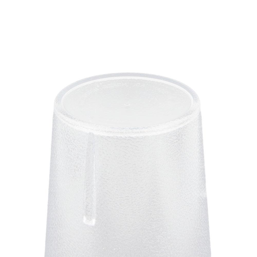 Cambro 1600P2152 16.4-oz Colorware Tumbler, Clear
