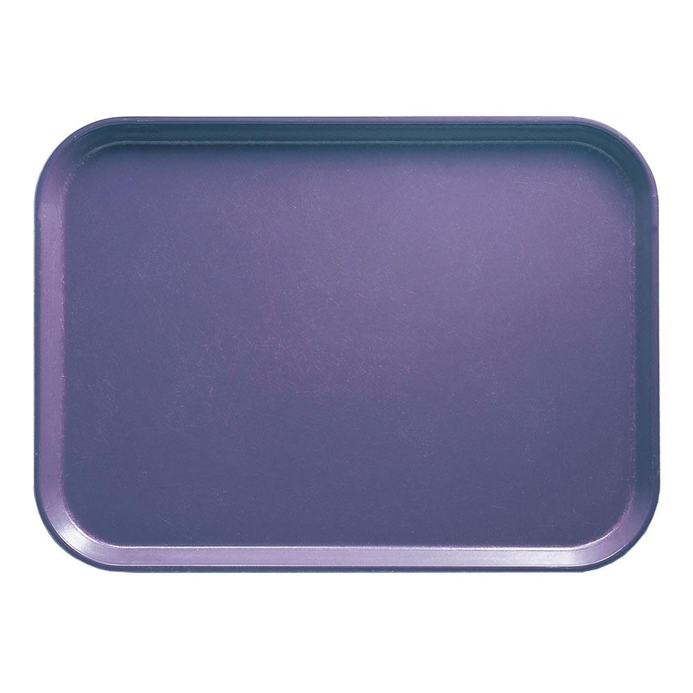 """Cambro 16225551 Rectangular Camtray - 16-1/2x22-1/2"""" Grape"""