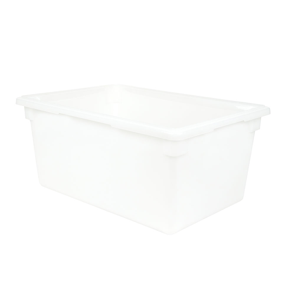 Cambro 182612P148 17-gal Camwear Food Storage Container - Natural White