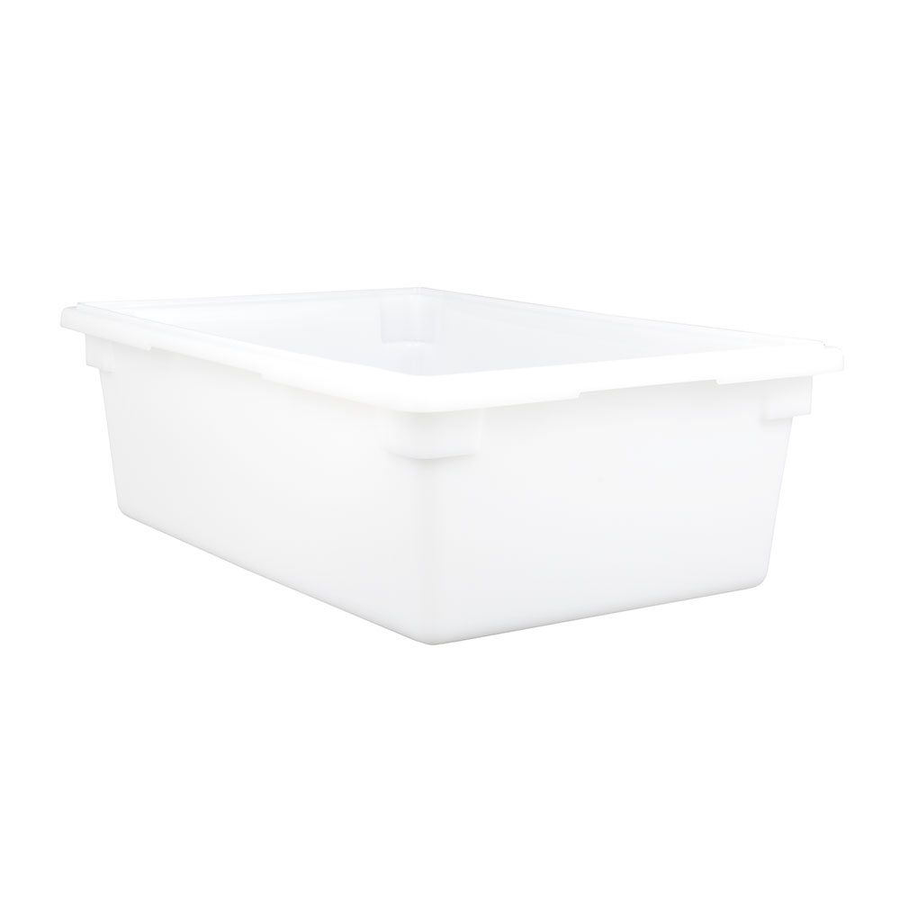 Cambro 18269P148 13-gal Camwear Food Storage Container - Natural White