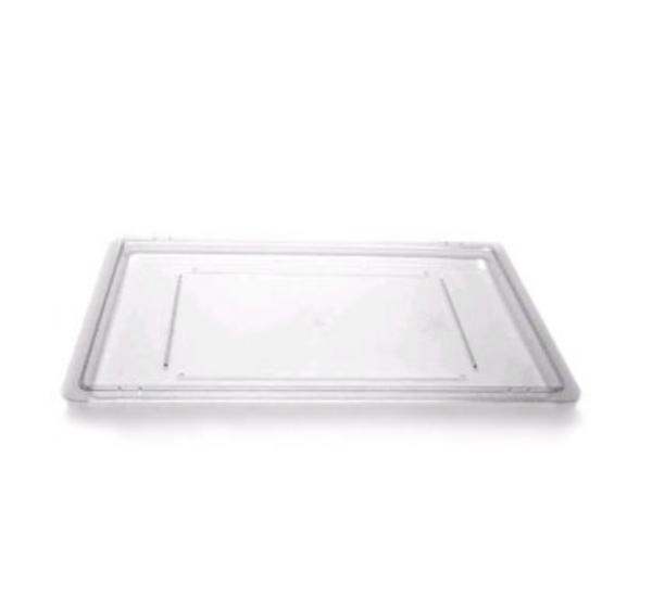 Cambro 1826CCW467 Camwear Cover, Flat, 18 x 26 in, Polycarbonate, Safety Red