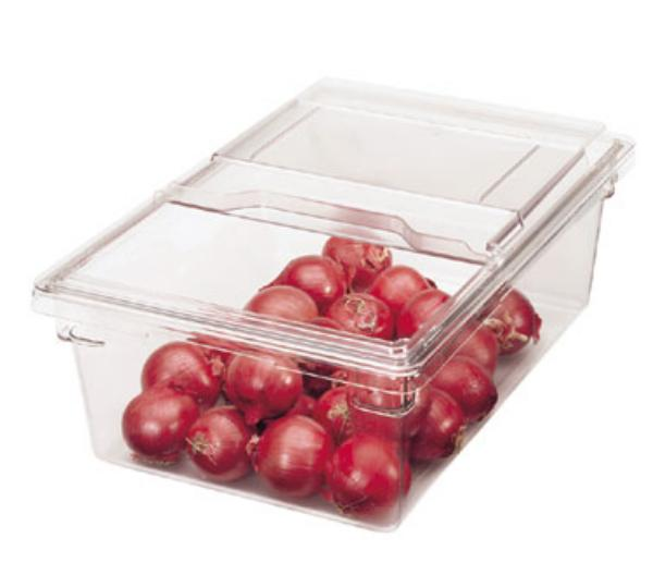 Cambro 1826SCCW135 Camwear Sliding Lid 18in x 26in Polycarbonat Restaurant Supply