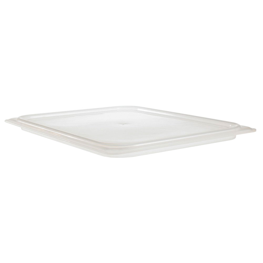 Cambro 20PPCWSC190 Half-Size Food Pan Seal Cover - Plastic, Translucent