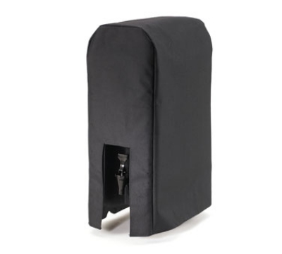 Cambro 250LCDCVR Black Polyester Camtainer Cover For 250LCD Series