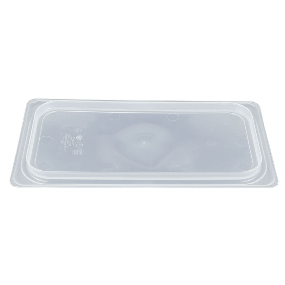 Cambro 30PPCWSC190 Third-Size Food Pan Seal Cover - Plastic, Translucent