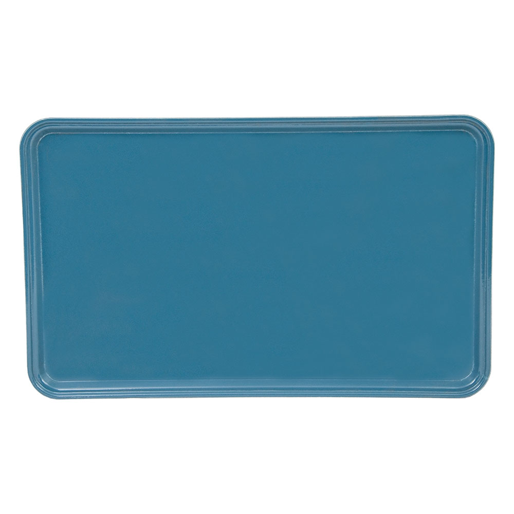 Cambro 3253401 Rectangular Camtray - 32.5x53cm, Slate Blue