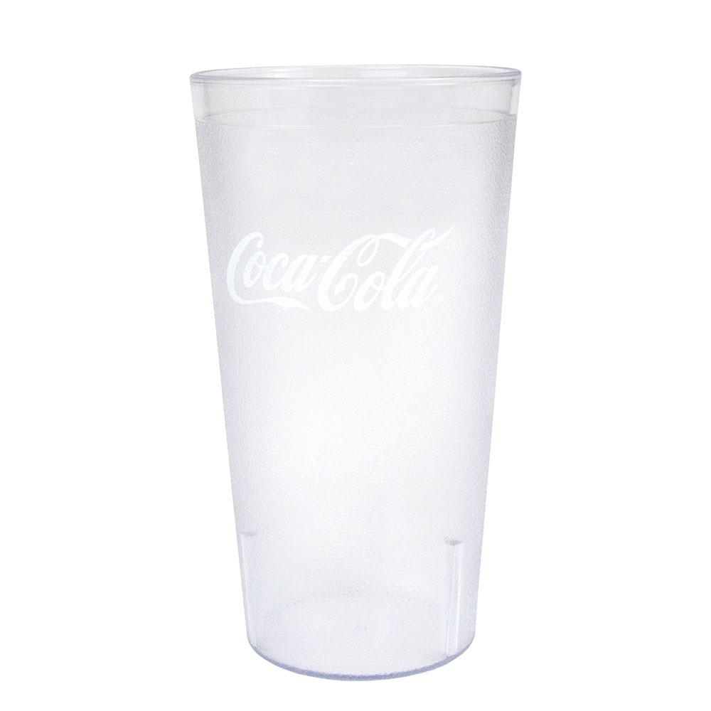 Cambro 32CC152 32-oz Coca-Cola Tumbler - Clear