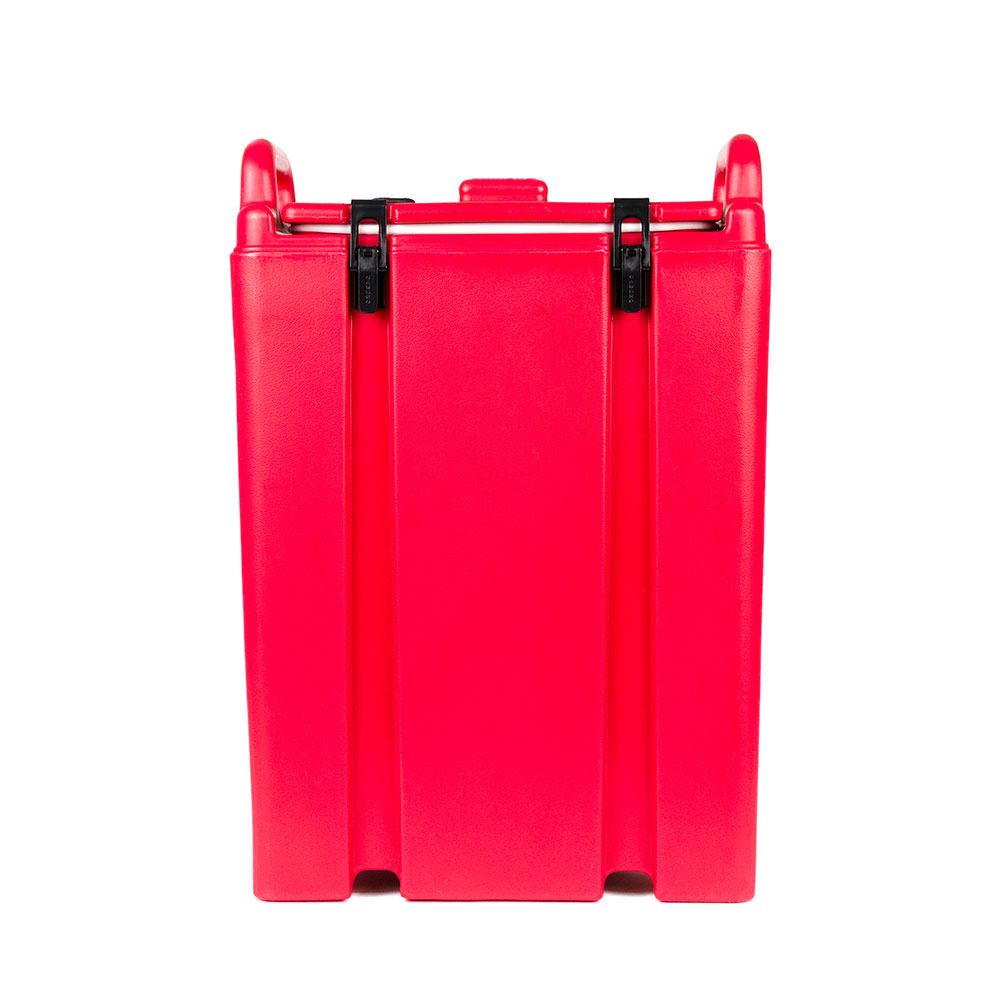 Cambro 500LCD158 5-gal Camtainer Beverage Carrier - Insulated, Hot Red