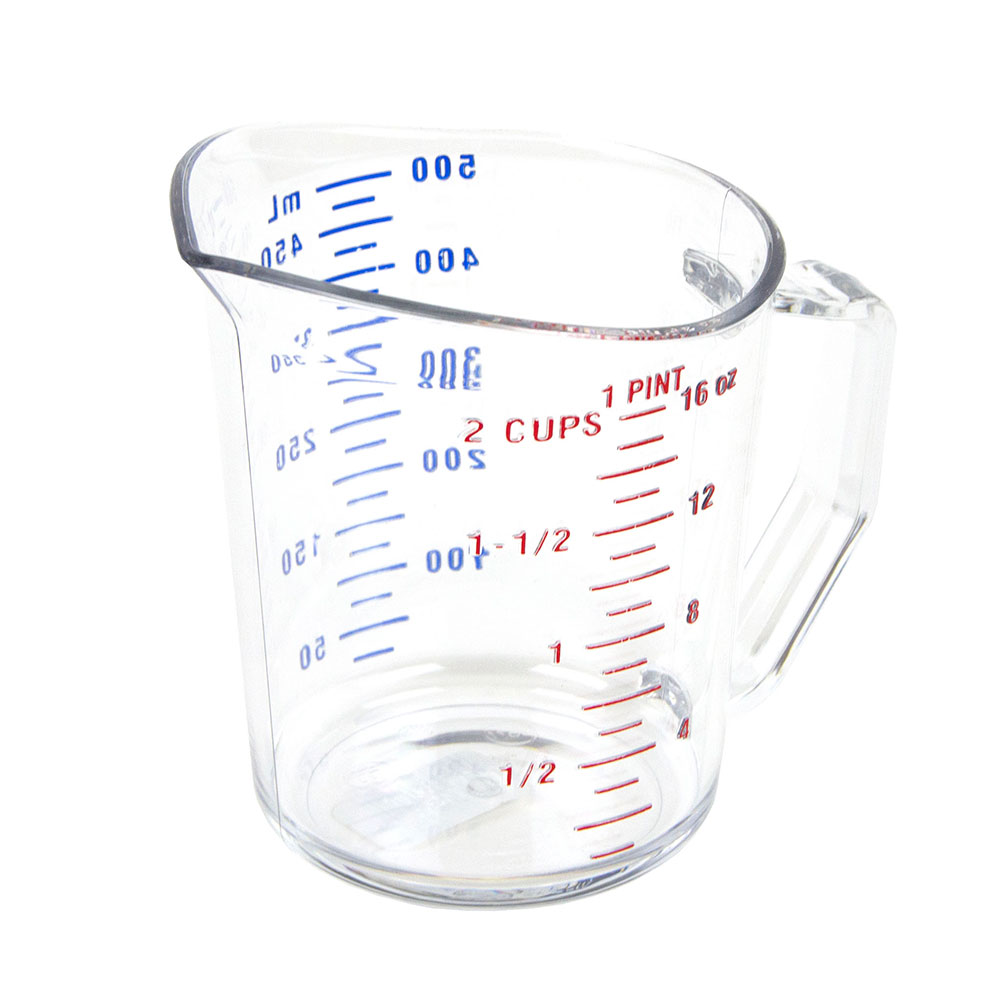 Cambro 50MCCW135 1-pt Camwear Measuring Cup - Clear