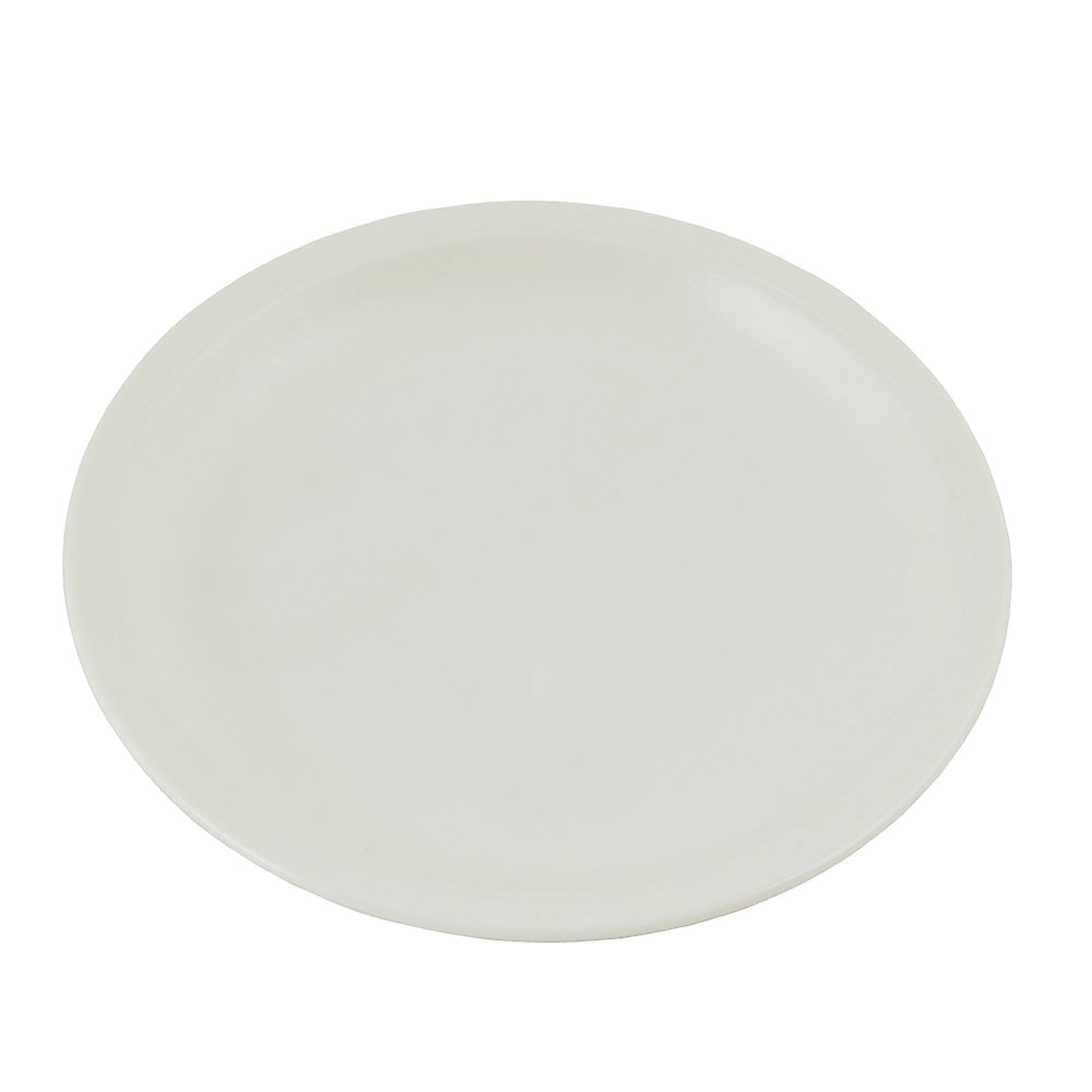 "Cambro 55CWNR148 5-1/2"" Camwear Plate - White"